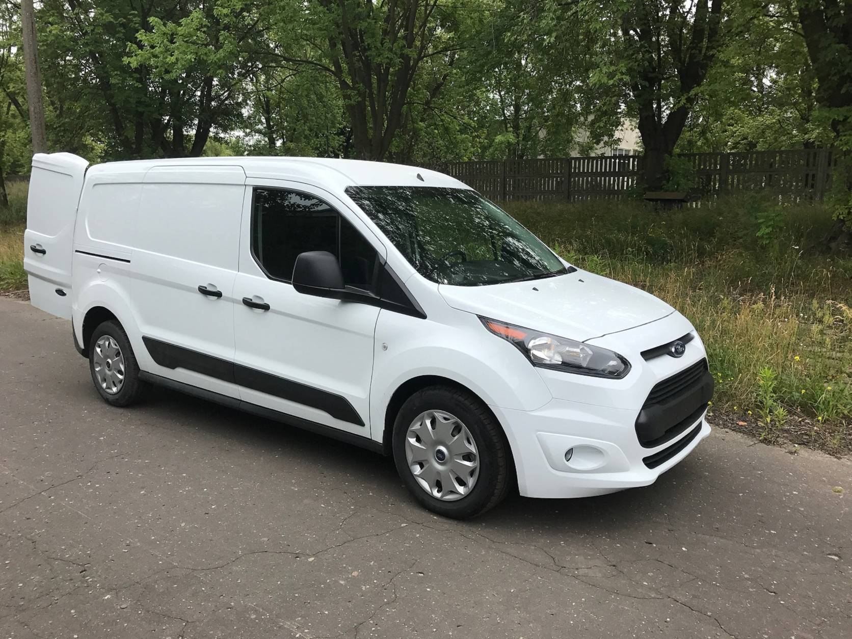 Ford Transit Connect Kühlwagen